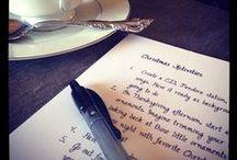 Journaling / ~Journaling Ideas~ / by Sheila Barker
