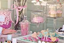 sweet candy bar / by Ivette Peña