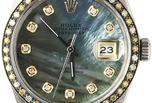 Rolex / The best watches ever made. I will own one similiar to this one soon.