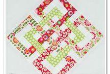 Quilt free patterns & tutorials / by Yvonne Van Hoye