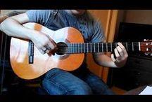 guitar stuff / by Angie Mysliwiec