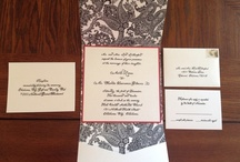 Calligraphy - Other Services from Sooner Calligraphy by Kim McAllister