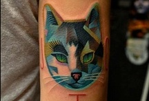 Tatuajes.