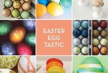 My Easter Traditions / Lindt chocolate and Easter fun!