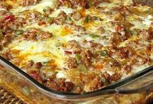 Yummy Casserole-ish Recipes / Could be casseroles, could be crock pot recipes. / by Dalyne Easley