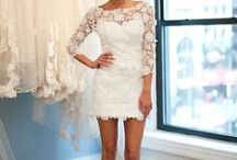 wedding dresses/ accessories