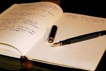 Writing :) / by Lindsy Smith