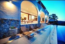Indulgence National Award Winners 2013 & 2014 / 2014 Winner: Villa Vivante Luxury Villa & Wedding Venue in Sub Tropical Coffs Harbour, NSW    ------------------------------------------- 2013 Winner: Toraja Luxury Byron Bay, Northern Rivers and Byron Bay, NSW  Why you'll love it: Panoramic 180 degrees ocean views. Alfresco entertaining area overlooking the in-ground plunge pool. Luxurious and stylish furnishing throughout. / by Stayz