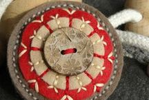 Buttons: Needlework / by Dixie Nichols