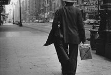 Man in the street / by Dixie Nichols