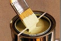 Painting Tips / Tips and Hacks to help you paint your home or furniture like a pro.