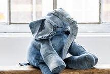 jeans * denim / Alles aus Jeans ... Ideen, Design