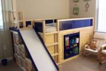 Kid's Room Ideas / by .*. .*.