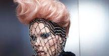 Artistic Creations / Artistic, avant garde hairstyles
