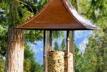 Bird Feeders, Bird Houses, Bird Baths / Bird Feeders, Bird Houses, Bird Baths