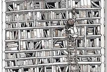 Librarianship. / The funnies, the tips, the tricks of the Library realm.