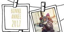 Carte de voeux 2017 / Une sélection de nos plus belles cartes de voeux à offrir à tous ceux que vous aimez. Promenez-vous entre nos différents thèmes et les nouveautés, tous choisis avec soin pour partager beaucoup de bonheur. Chic, élégant, original, créatif, humoristique ou design vous trouverez forcément la carte de vos rêves. #popcarte #cartedevoeux #voeux2017