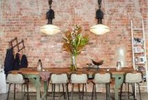 kitchens and dining rooms / by Blossom T. Barnes
