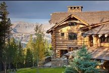 "Beautiful Homes / Who doesn't enjoy looking at a ""beautiful home?"" It's nice to admire the different styles and all the features each has to offer! From the interior to the exterior, there are some pretty impressive designs. Kudos to the designers! Sky is the limit when it comes to a beautiful home! Enjoy our gallery of pictures! #beautifulhomes #homes #realestate"