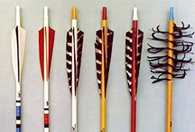 Archery Arrows / by Rasher Quivers