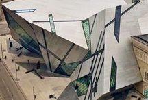 """Architecture / """"Architecture in general is frozen music"""" [Friedrich von Schelling - Philosophie der Kunst]"""