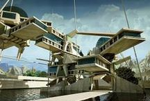 Architecture | Fiction