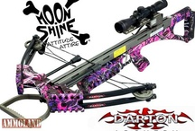 Crossbows / by Rasher Quivers