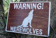 Wolves/Werewolves