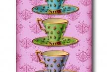 Tea Cups at Queen Babs