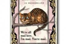 Alice in Wonderland at Queen Babs