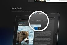 UI: Tablet / by Daniel Gost