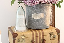 Vintage, Old, Antiques and LOVING them :) / by Alanna Bentham