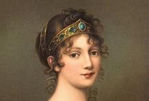 Regency headdress / by Lily Kao