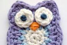 Crochet Amigurumi & Softies / Crocheted amigurumi, toys and wacky bits and pieces that I aim to make sometime.