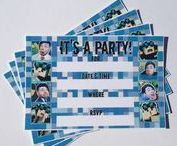 Gavin's 6th Party / Inspirations for my son's upcoming birthday