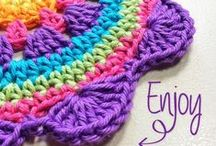 Crochet Flowers / A variety of crochet flowers and leaf patterns, free, paid and inspiration.