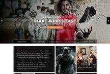 UI: Website / by Daniel Gost