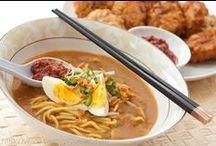 Malaysian/Singaporean Cuisine / by Julie Wong