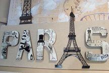 french  / Parisian decor