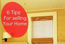 Home Selling Tips / There are some helpful things you can do before listing your house. Learn what you can do to make your home more attractive to a potential home buyer! #realestate #staging #sellinghouse