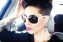 Hair styles / by Nicole Petricek