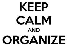 ORGANIZED / Keeping it tidy  / by Tracey Turner