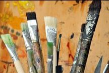painting inspiration / Painting inspiration / by Teresa Peluso-Antosyn