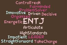 ENTJ / My personality type / by Tracey Turner