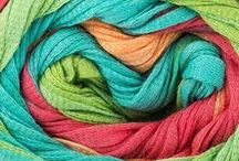 Crochet Yarn / Yarn or yarn colours I like the look of and want to try some time.