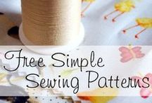 Sewing Crafts / Sewing Patters/Ideas/Tutorials