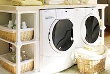 House - Laundry / by Jen Bazela