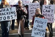 Fracking / #Fracking, #natural gas, #water, environment