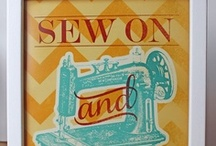 Sew much to sew, sew little time. / Sewing for grown ups. / by Monica Gordon Garcia