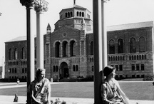 Powell Library THEN...